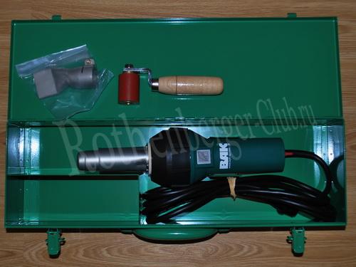 G990001 Сварочный комплект GeoWelder ECO